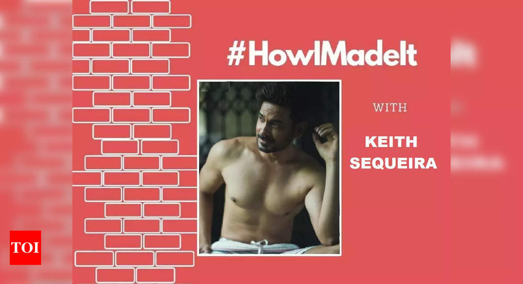 HowIMadeIt! Keith Sequeira on doing intimate scenes