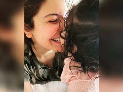 Anushka's Durga Ashtami post for daughter