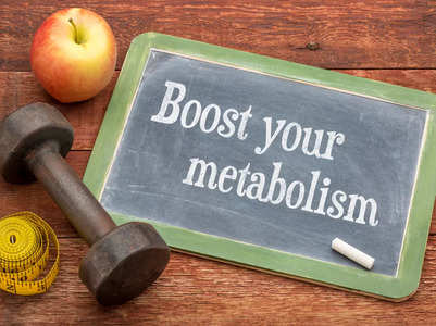 Small changes to boost your metabolism