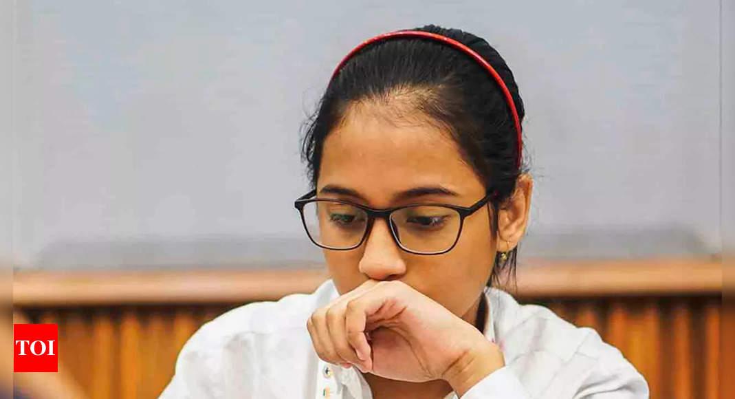 Divya Deshmukh becomes India's latest Woman Grand Master | Chess News – Times of India