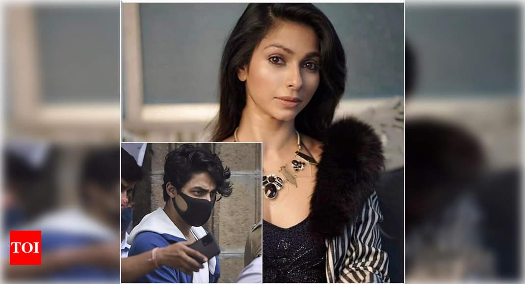 Tanishaa on Aryan case: this is harassment