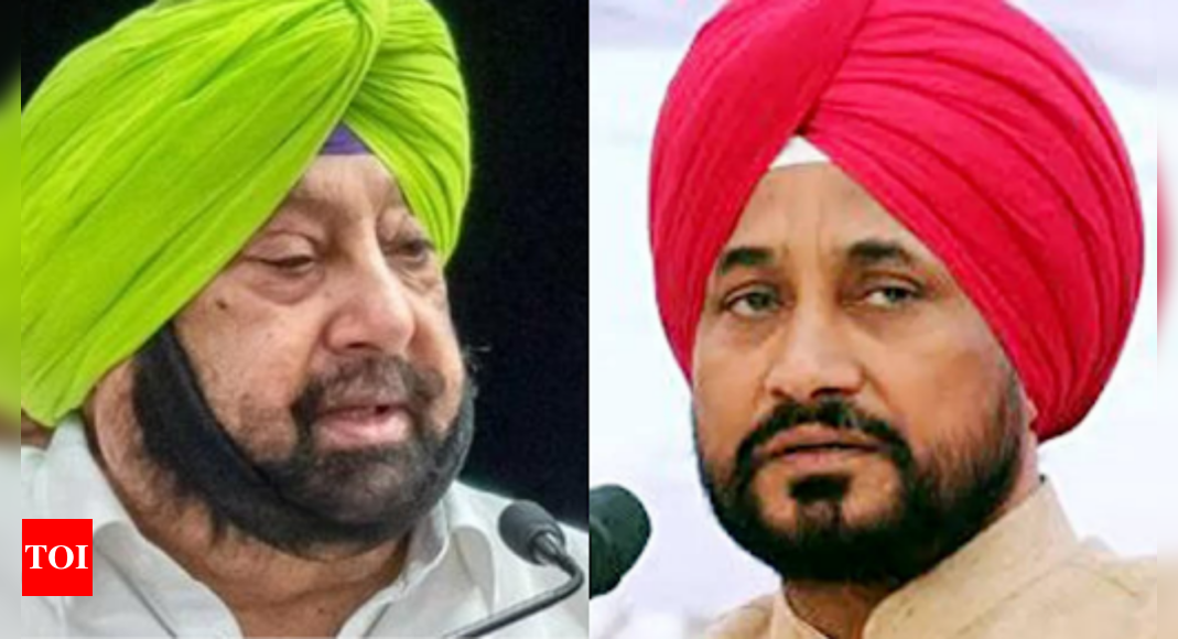 BSF jurisdiction: It's Cong vs Cong in Punjab again