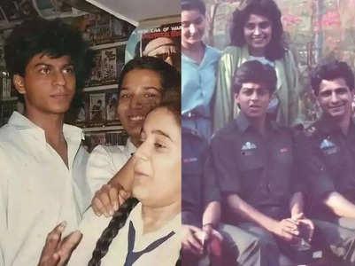 Amid Aryan's arrest, pics of SRK go viral