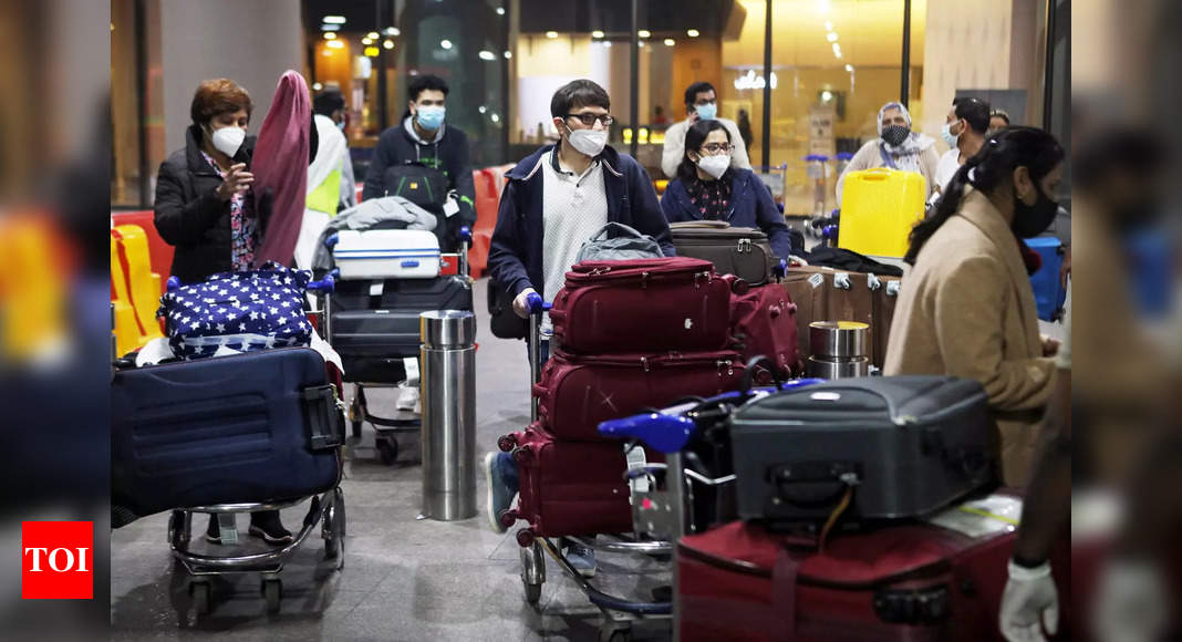 India withdraws tit-for-tat Covid advisory for UK travellers