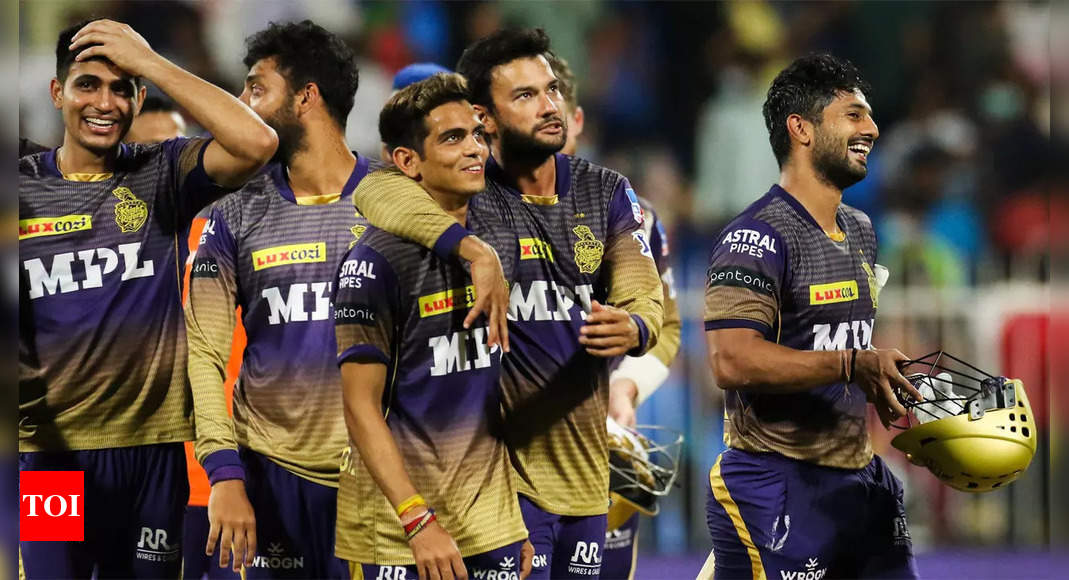 IPL 2021: KKR enter final, but Eoin Morgan worried about late stutter in win over Delhi Capitals | Cricket News – Times of India -India News Cart