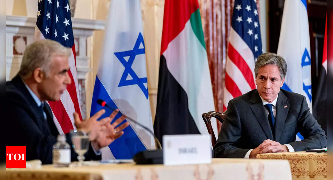 US, Israel say they are exploring a 'Plan B' for Iran