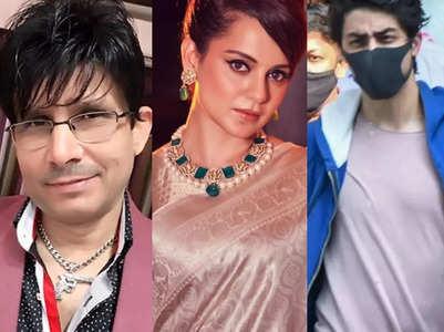 KRK questions Bollywood's silence