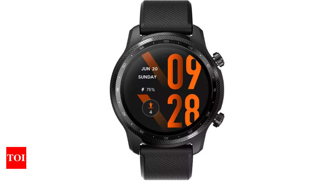 Mobvoi TicWatch 3 Pro Ultra smartwatch launched with dual display and Snapdragon Wear 4100 platform