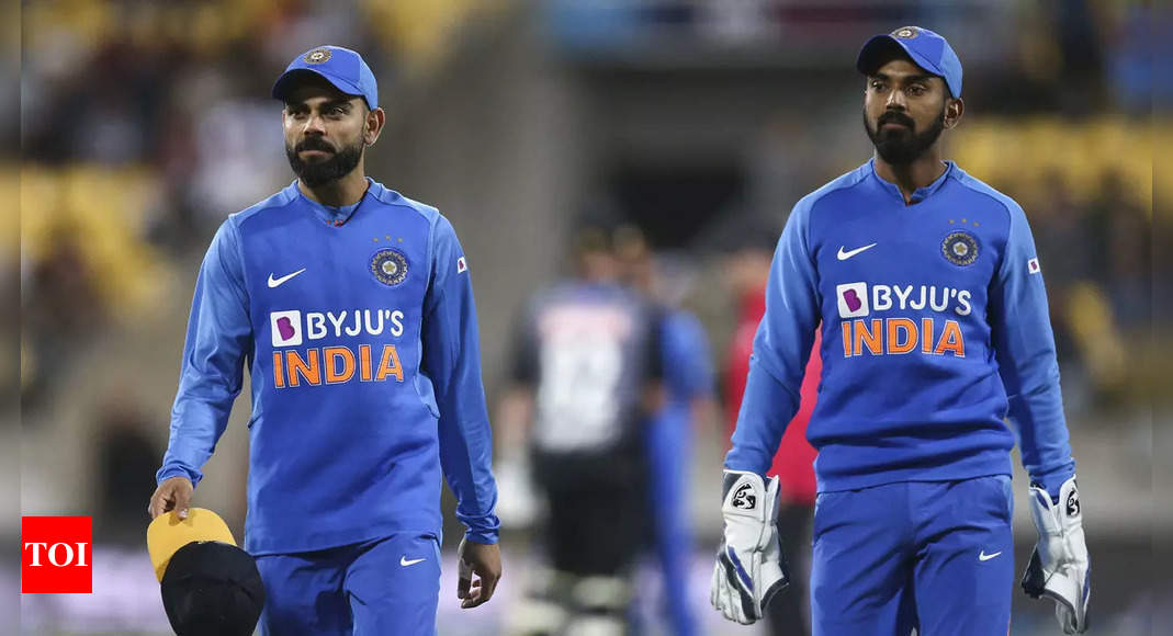 T20 World Cup: India should build around KL Rahul, it will ease pressure off Virat Kohli, says Brett Lee   Cricket News – Times of India