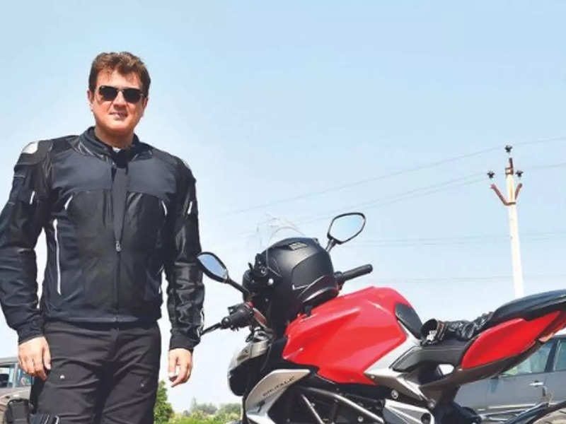 Did you know, Ajith has recorded 150 km/hr speed for 'Valimai'?