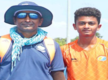 Dad & son dribble to national elite club