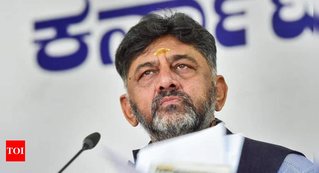 Won't blame others for the viral video: Congress Karnataka chief Shivakumar