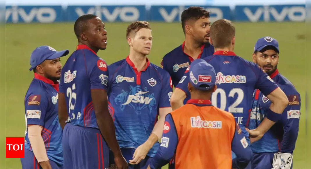 'Ended in heartbreak but Delhi Capitals is team of exceptional warriors': Rishabh Pant after IPL ouster | Cricket News – Times of India
