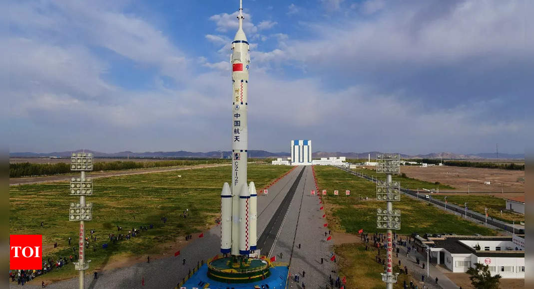 China launches its first solar exploration satellite