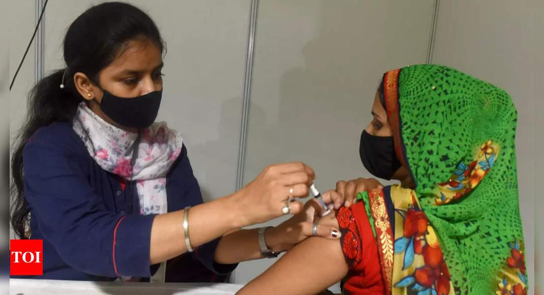 India's nationwide Covid-19 vaccination coverage reaches 97 crore
