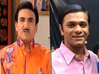 Tanmay's throwback pics with Dilip Joshi