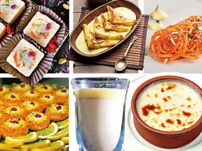 Sweet treats that you can add to your Dussehra platter