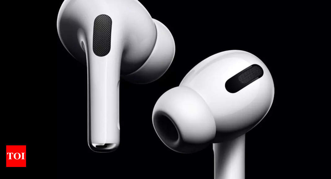 apple:  Apple has extended the AirPods Pro repair program – Times of India -India News Cart