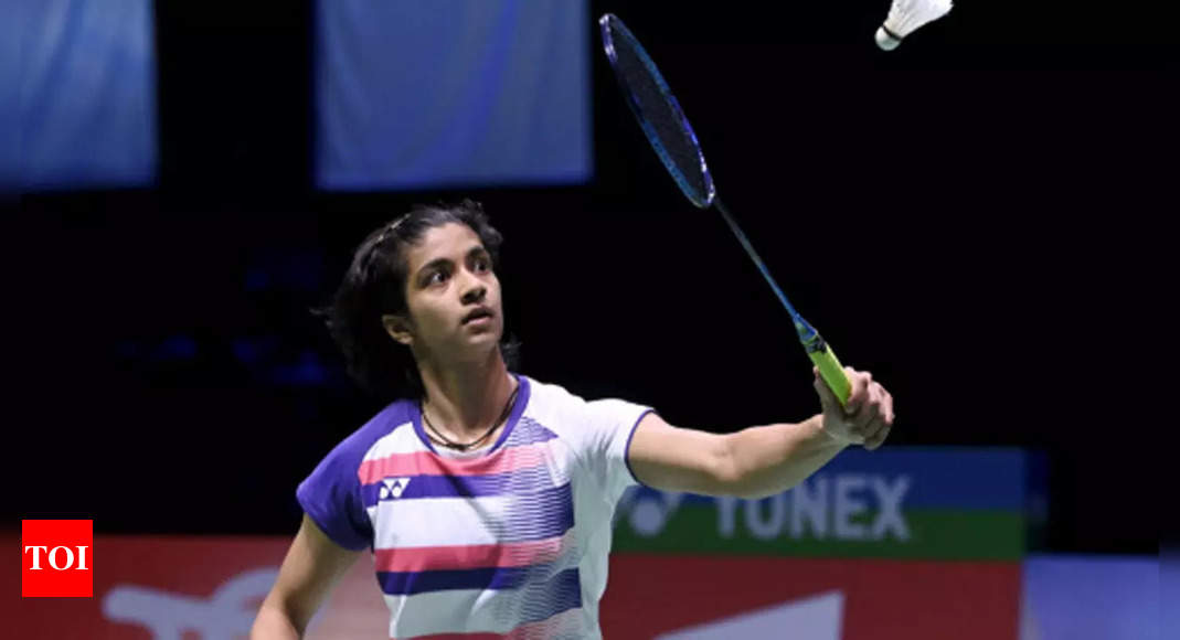 Indian women bow out of Uber Cup badminton after losing to Japan in quarters | Badminton News – Times of India -India News Cart