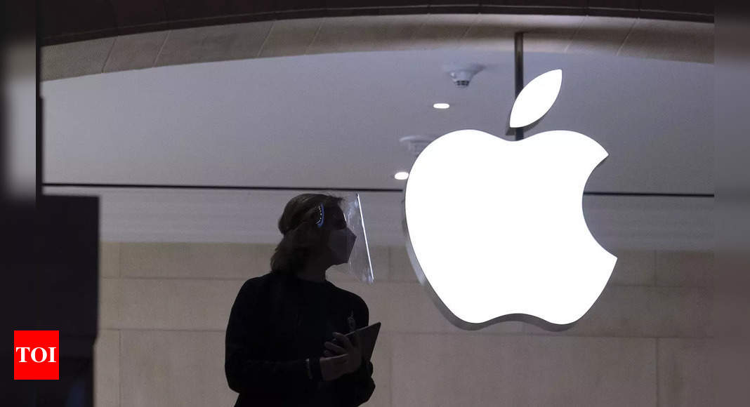 apple:  Thieves steal .4 million by abusing Apple's enterprise app programs: Report – Times of India -India News Cart