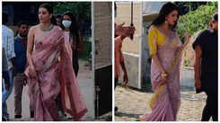 Kajal Aggarwal spotted for the first time in Hyderabad after rumours of pregnancy