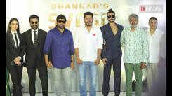 'RC 15': Shankar finalises the budget for his film with Ram Charan, shoot begins next week
