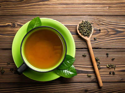 The right time and way to have green tea