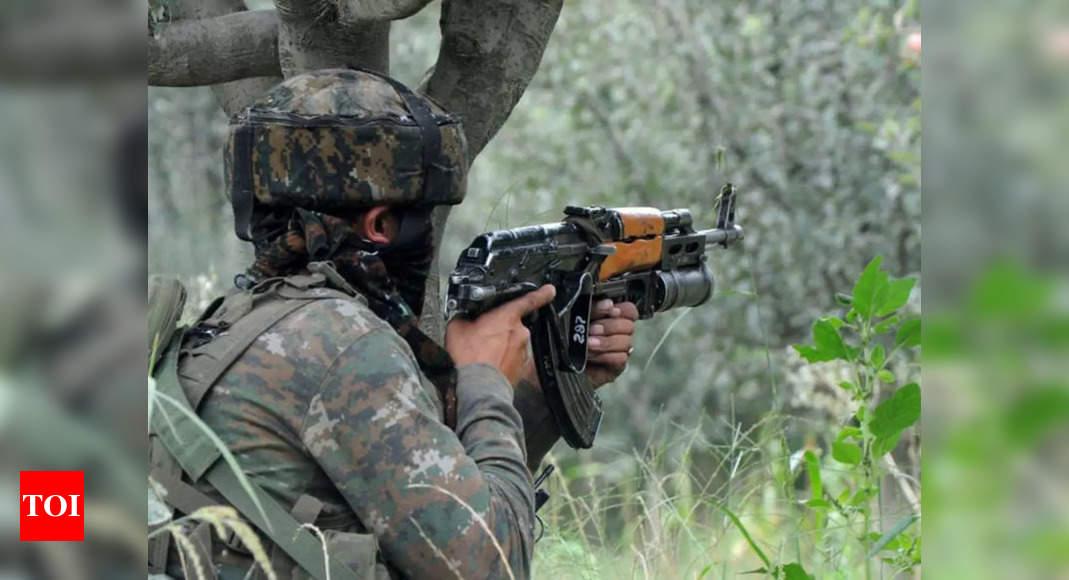 JCO, soldier hurt in fresh Jammu gunfight with ultras