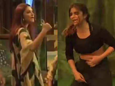 BB 15: Miesha gets violent; abuses Donal