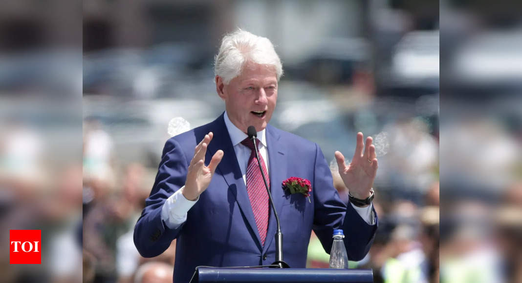 Bill Clinton in hospital for non-Covid-related infection
