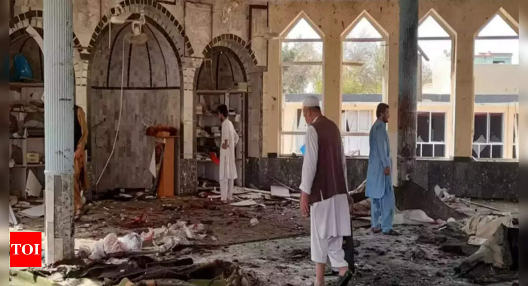 uyghur:  Attack by Uyghur suicide bomber affects China's investment plans in Afghanistan – Times of India