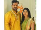 Ritesh Pandey and Rambha Sahani starts shooting for the film 'Purwanchal'