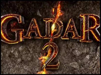 Watch: Sunny Deol announces 'Gadar 2'