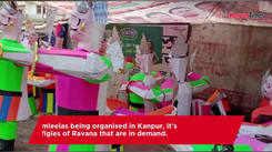 Ravana effigies in demand in Kanpur