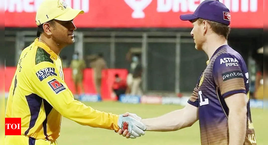 IPL 2021 FINAL: Who is saying what ahead of the mouthwatering CSK vs KKR clash | Cricket News – Times of India