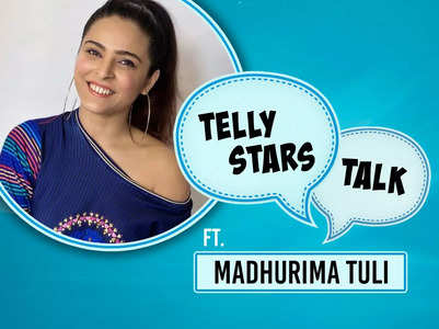 Madhurima on her relationship with Vishal