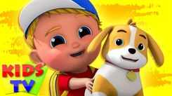 Nursery Rhymes in English: Children Video Song in English 'My Pet'
