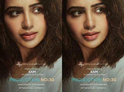 Samantha Ruth Prabhu signs bilingual film