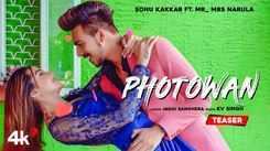 Check Out Latest Punjabi Song Music Video - 'Photowan' (Teaser) Sung By Sonu Kakkar