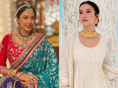 Dussehra 2021: TV celebs radiate in ethnics