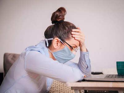 50% COVID survivors get symptoms up to 6 months