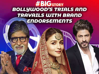 #BigStory Bollywood with brand endorsements
