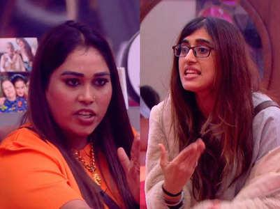 BB 15: Afsana Khan tears off Akasa Singh's shirt
