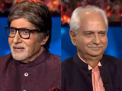 Pics: Grand moments from KBC Sholay Reunion