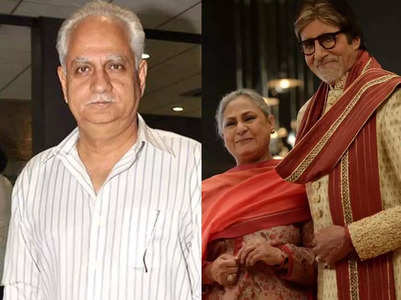 Ramesh Sippy almost re-shot a happy ending for Jaya-Big B