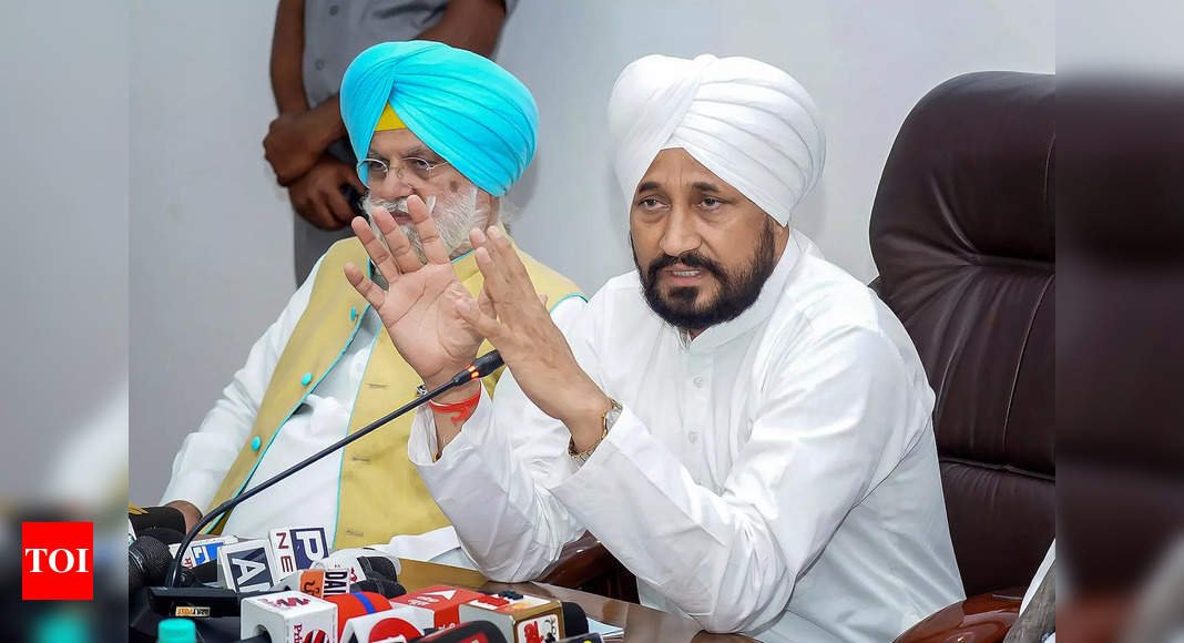 AAP: Channi has handed over half of Punjab to Modi