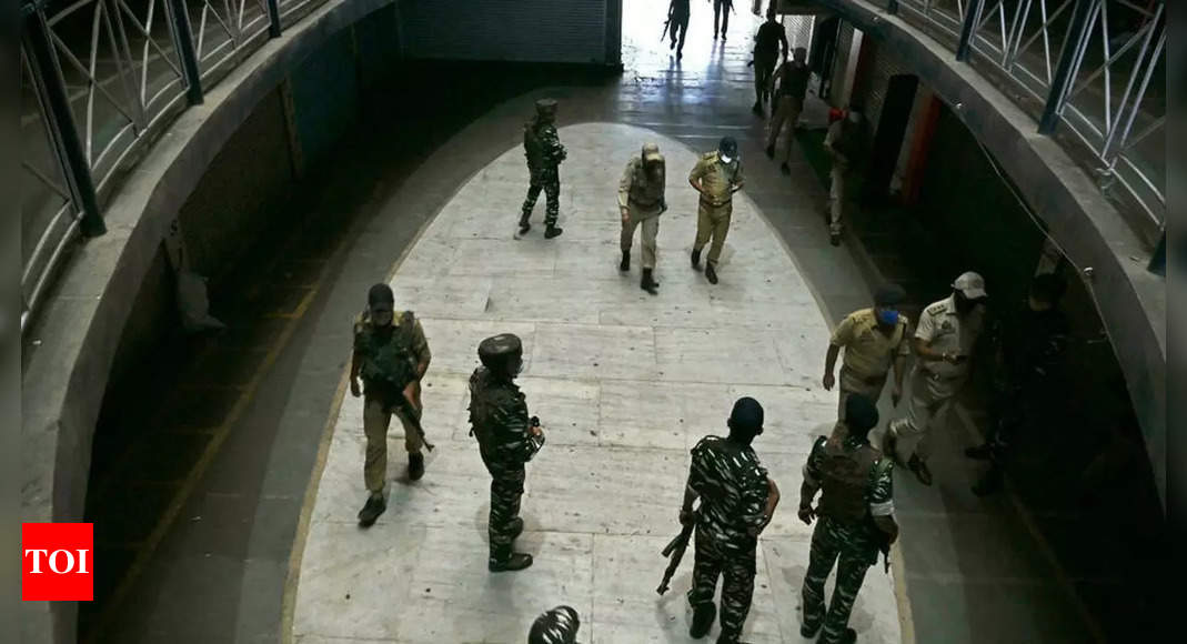 India fears Taliban fallout in Kashmir