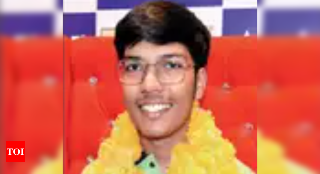 Want to study in world's best college, contribute to India's technological development: JEE Advanced 2021 topper Mridul Agarwal