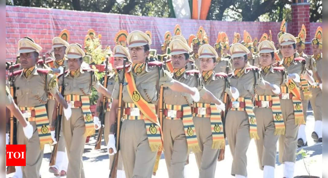38 'Covid Warriors' doctors complete combat training at ITBP academy