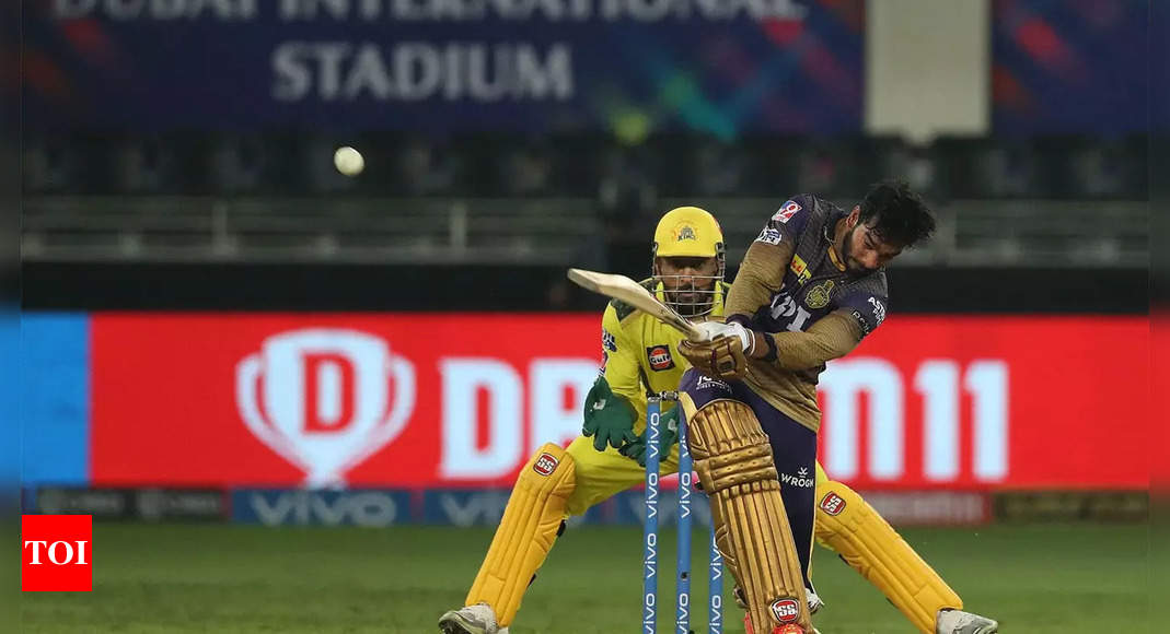 Venkatesh Iyer was a big catalyst in KKR's turnaround in UAE leg, says McCullum | Cricket News – Times of India
